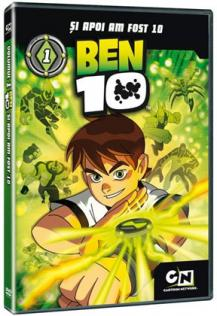 BEN 10 VOL. 1 BEN 10 VOL. 1