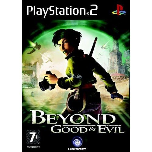 BEYOND GOOD&AVIL PS2