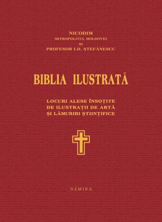 BIBLIA ILUSTRATA .