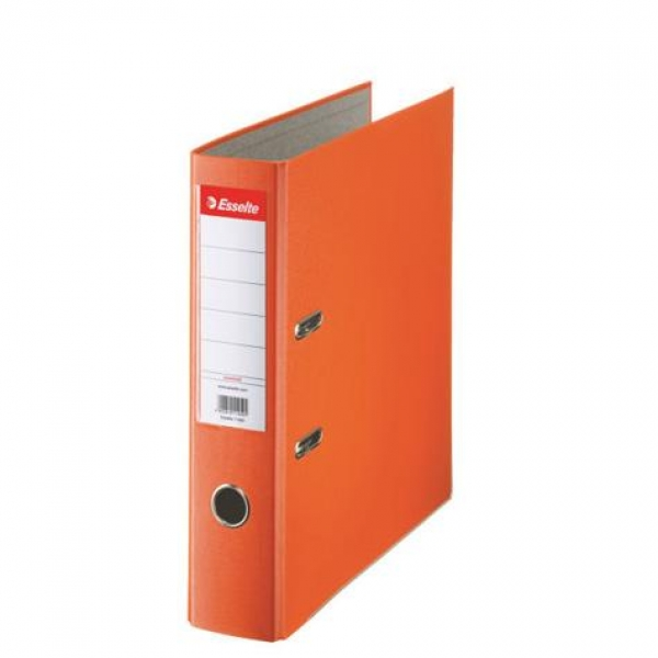 Biblioraft Esselte E conomy, 75mm, portoc