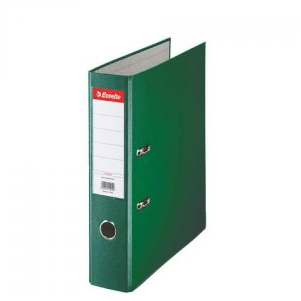 Biblioraft Esselte E conomy, 75mm, verde