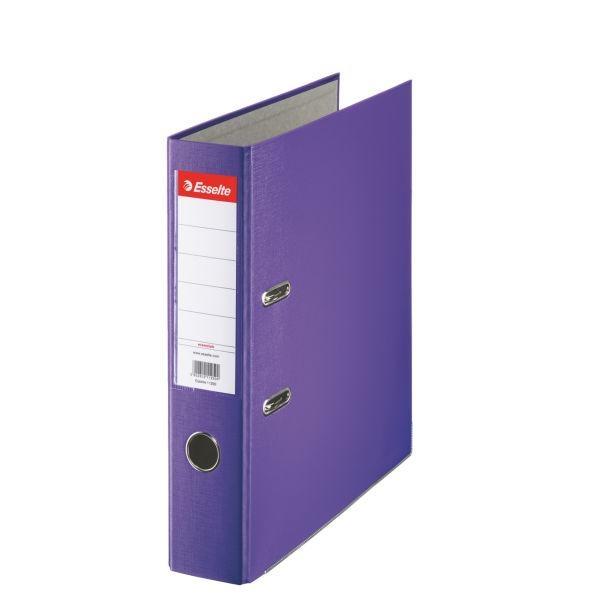Biblioraft Esselte E conomy, 75mm, violet
