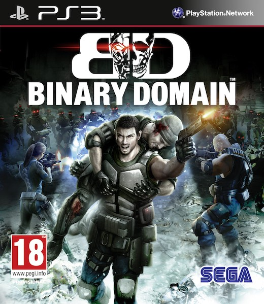 BINARY DOMAIN LTD. SPECIAL EDITION PS3