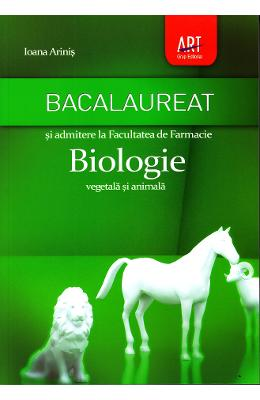 BIOLOGIE IX-X BACALAUREAT (vegetala)