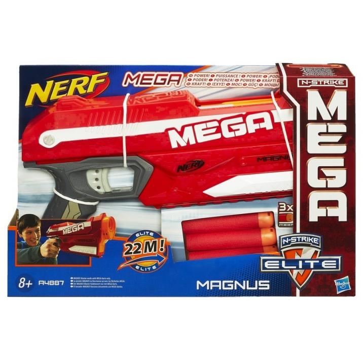 Blaster Magnus Mega
