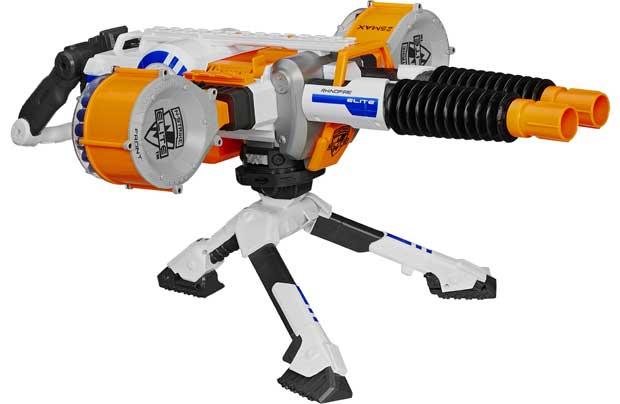 Blaster Nerf Rhino-Strike
