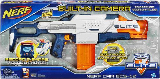 Blaster Nerf,camera foto,card 4 GB