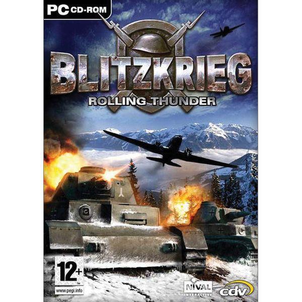 BLITZKRIEG ROLLING THUNDER - PC