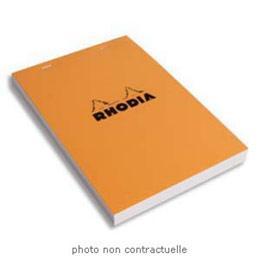 zzBlocnotes A5,Rhodia orange,150f,mate