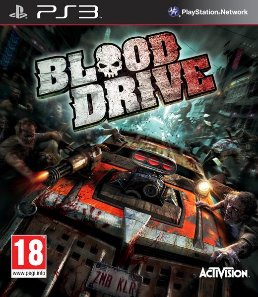 BLOOD DRIVE ALT - PS3