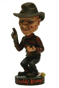 BOBBLE-HEAD FREDDY KRUEGER 18 CM