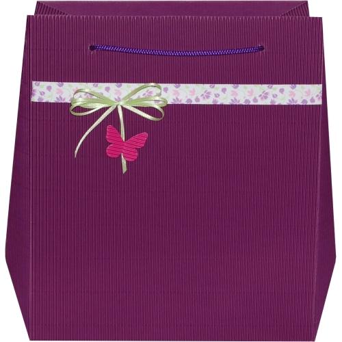 Punga cadou Boutique XL,ciclam Floralia