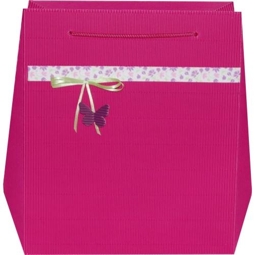 Punga cadou Boutique XL,mov Floralia