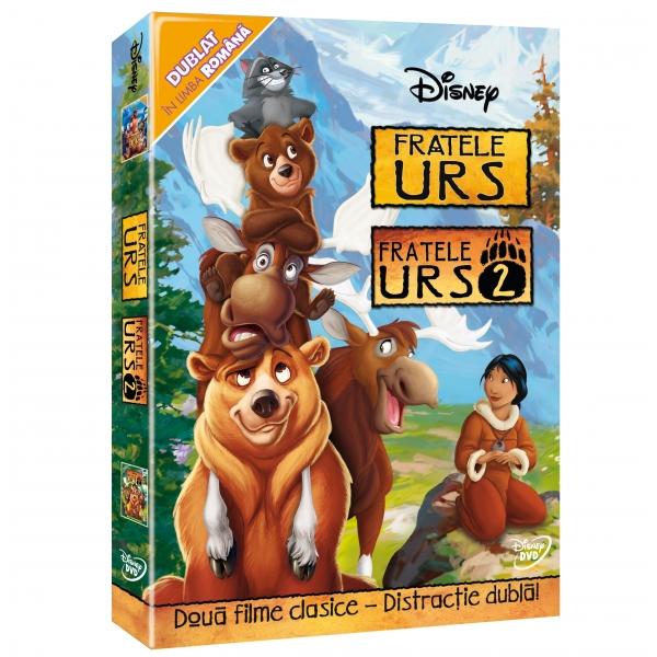 BOX FRATELE URS - BOX BROTHER BEAR