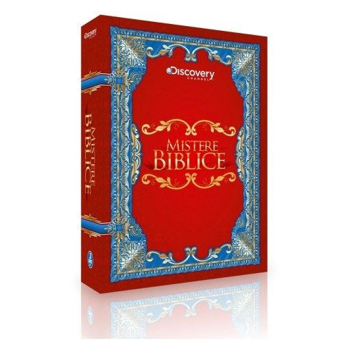 BOX MISTERE BIBLICE - BOX MISTERE BIBLICE
