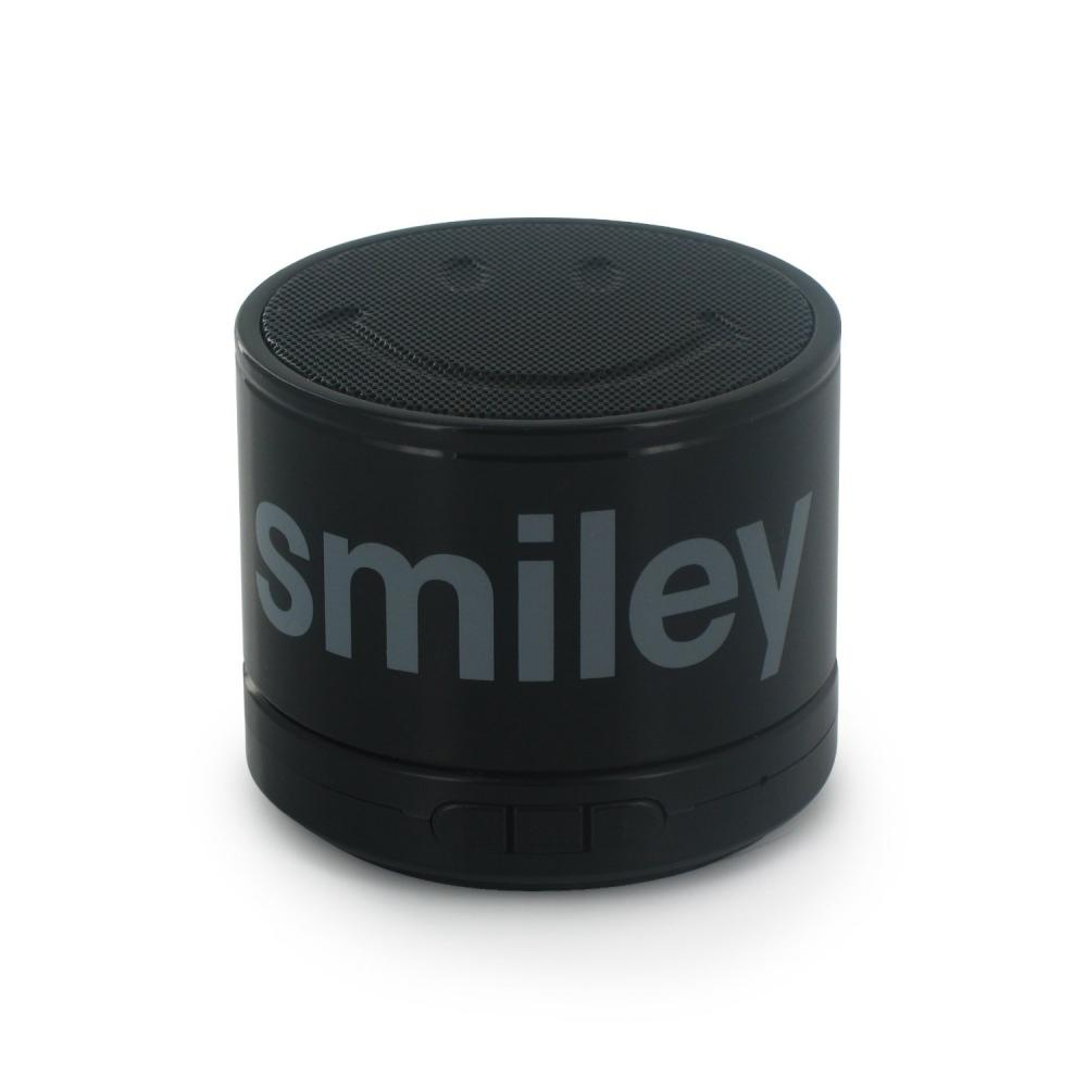 Boxa portabila Smiley Original,negru