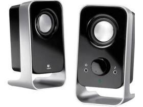 Boxe stereo Logitech LS11 3W Black