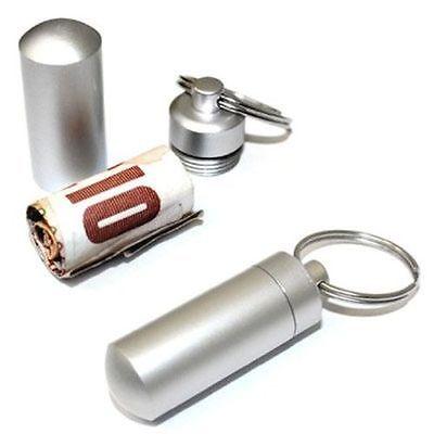 Breloc-Container din Aluminiu