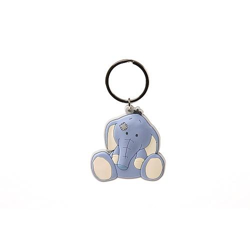 Breloc MBNF Elefant,PVC