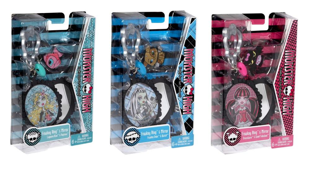 zzBreloc Monster High, div. modele