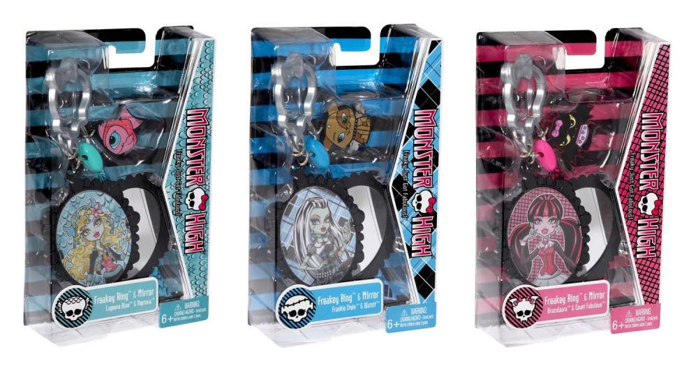 zzBreloc Monster High, div. modele