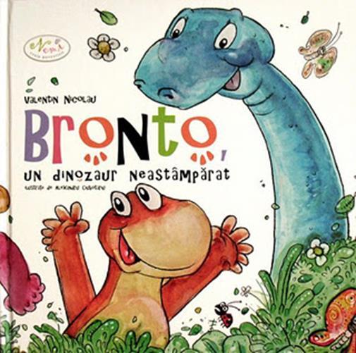 Bronto, un dinozaur neastamparat, Nicolau Valentin