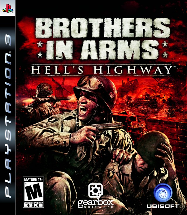 BROTHERS IN ARMS HH PS3