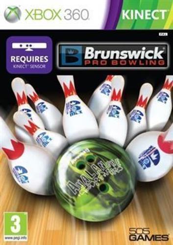 Brunswick Pro Bowling - Kinect Xbox 360