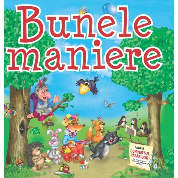 BUNELE MANIERE. CARTE PE CARTON
