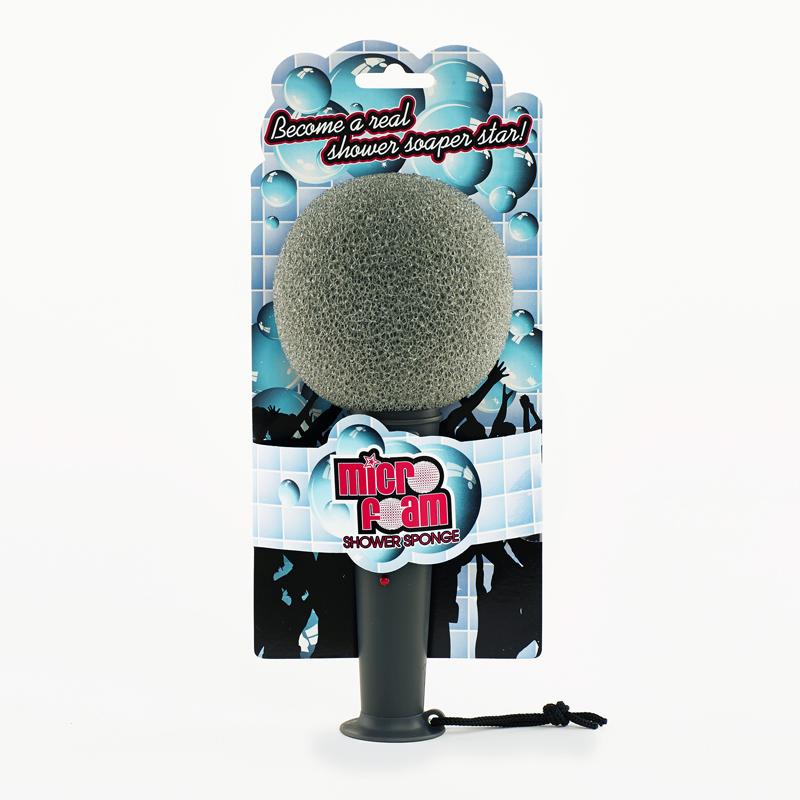 Burete baie, microfon