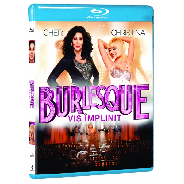BURLESQUE: VIS IMPLINIT (BR) - BURLESQUE (BR)