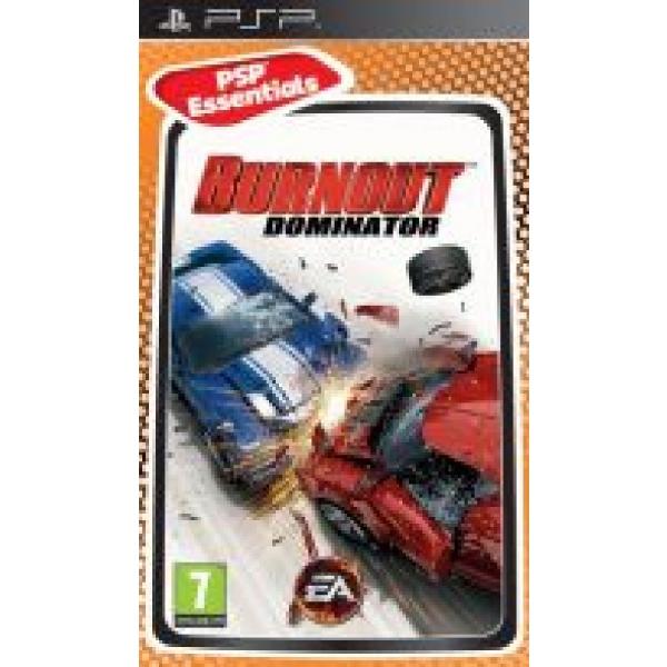 BURNOUT DOMINATOR ESSENTIALS - PSP