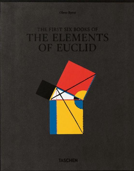 Byrne, six books of euclid -...