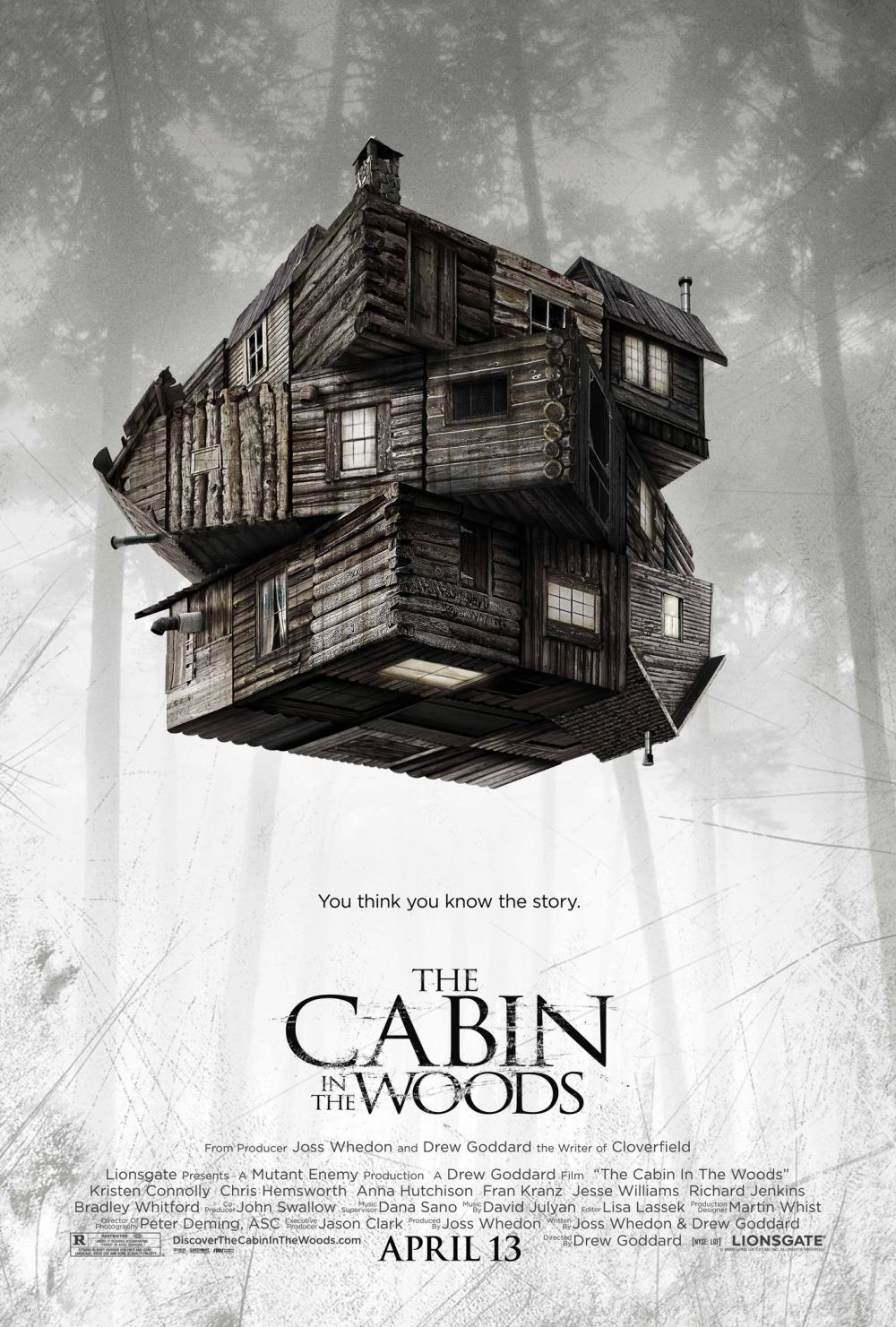 CABANA DIN PADURE-CABIN IN THE WOODS