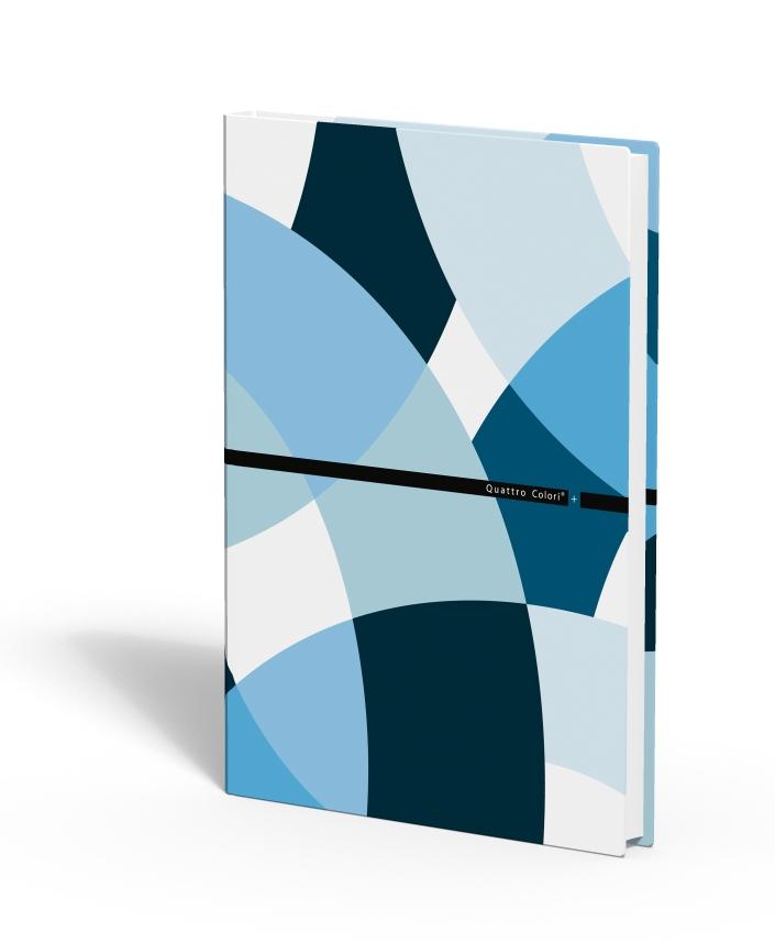 zzCaiet A5,80 file,QuattroColori+,bleu