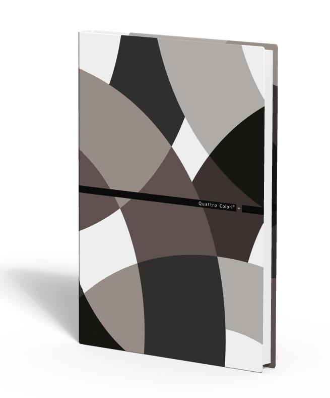 zzCaiet A5,80 file,QuattroColori+,maro