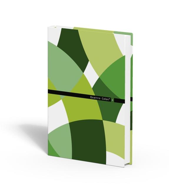 zzCaiet A6,80 file,QuattroColori+,verde