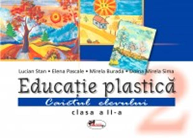Caiet educatie plastica clasa a II-a