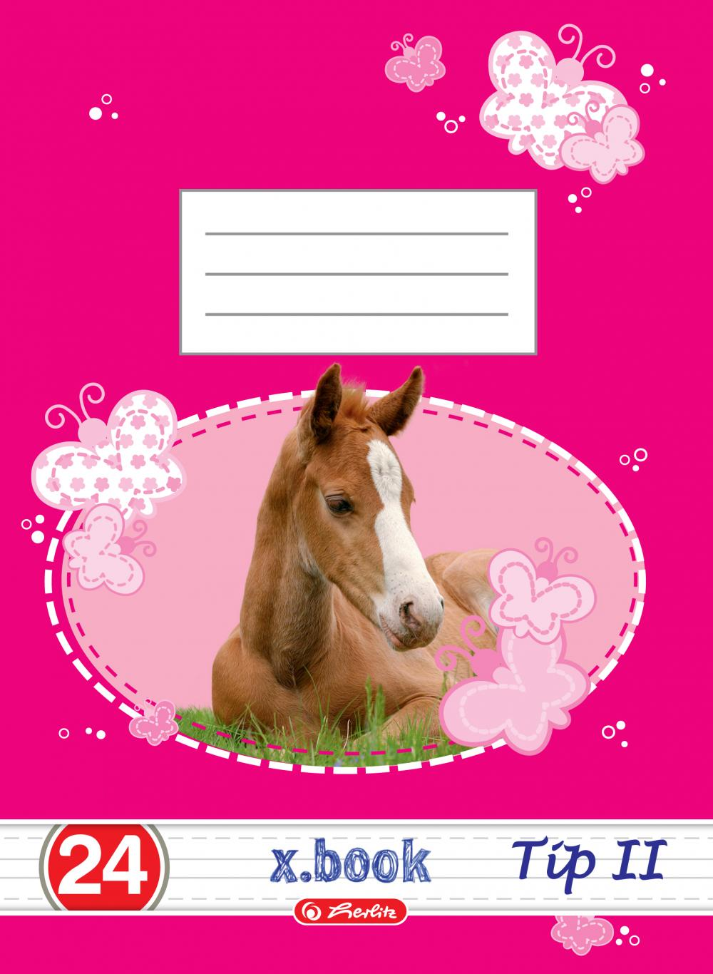 Caiet tip II,A5,24 file,Pretty Pets