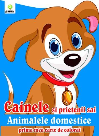 CAINELE SI PRIETENII SAI/ COLORAT A4.10