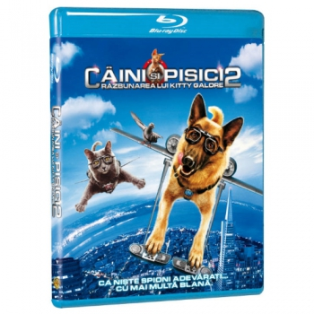 CAINI SI PISIC 2 (BR) CATS AND DOGS 2 (BR)