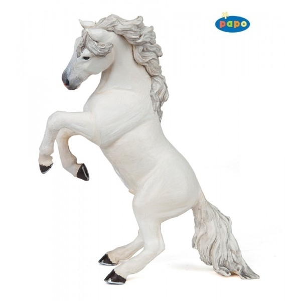 Cal alb cabrat