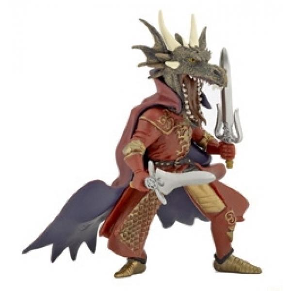Calaretul dragonului de foc