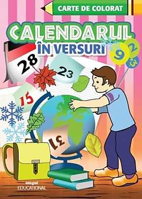 CALENDARUL IN VERSURI
