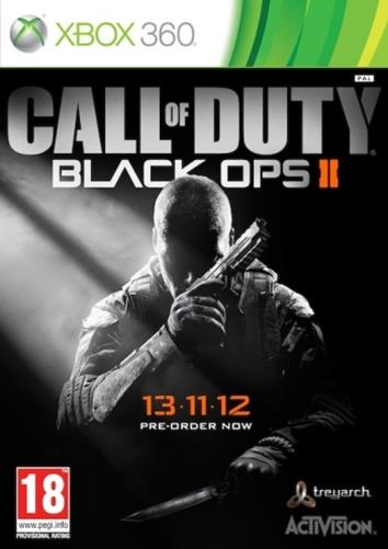 CALL OF DUTY Black Ops 2 - XBOX360