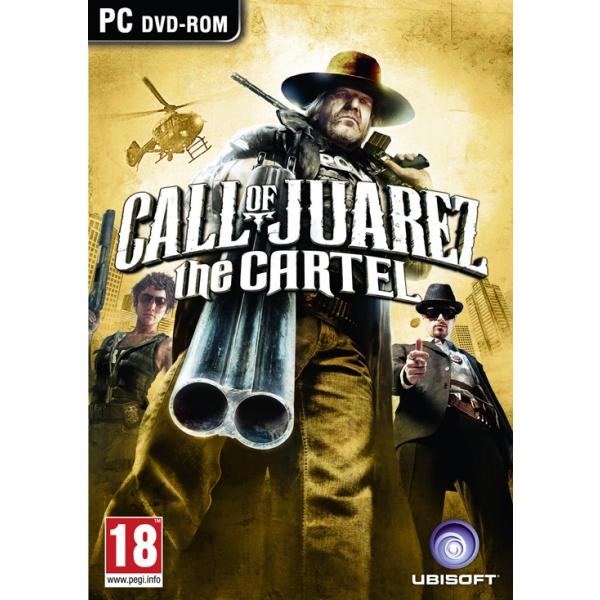 CALL OF JUAREZ THE CARTEL - PC