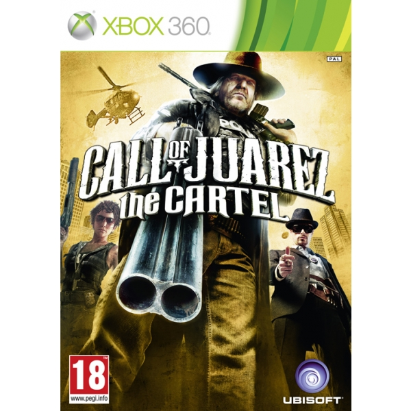 CALL OF JUAREZ THE CARTEL - XBOX360
