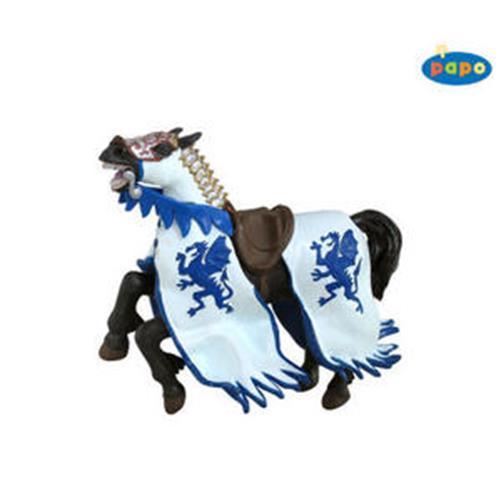 Calul regelui dragon albastru