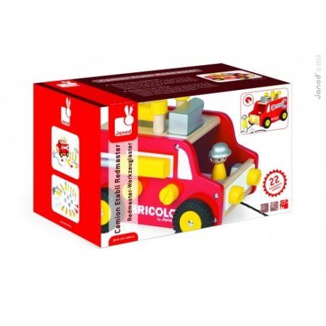 Camion Bricolo,22 accesoriiJanod
