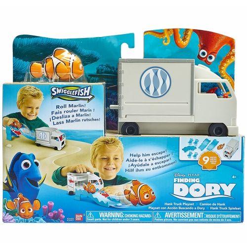 Camion Finding Dory,cu figurina
